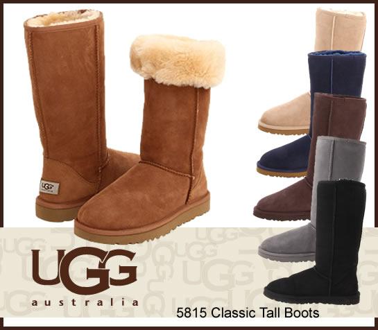 latest models in stock down: UGG AUSTRALIA Ugg Australia Classic Tall Boots 5815 Ugg Classic tall boots genuine Minnetonka emu UGG MOU popular shoe brand!