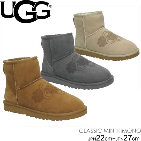 UGG CLASSIC MINI KIMONO アグ クラシックミニ ブーツ 3060 正規品取扱店舗  so1