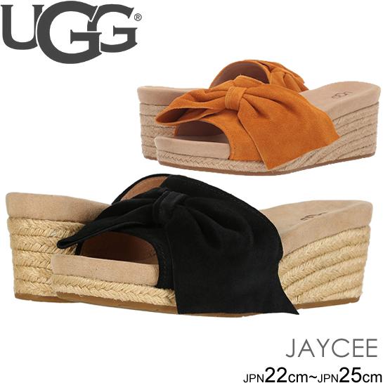 アグ UGG ウエッジソールサンダル JAYCEE レディース シューズ 靴 ウエッジスライド サンダル 正規品取扱店舗 so1
