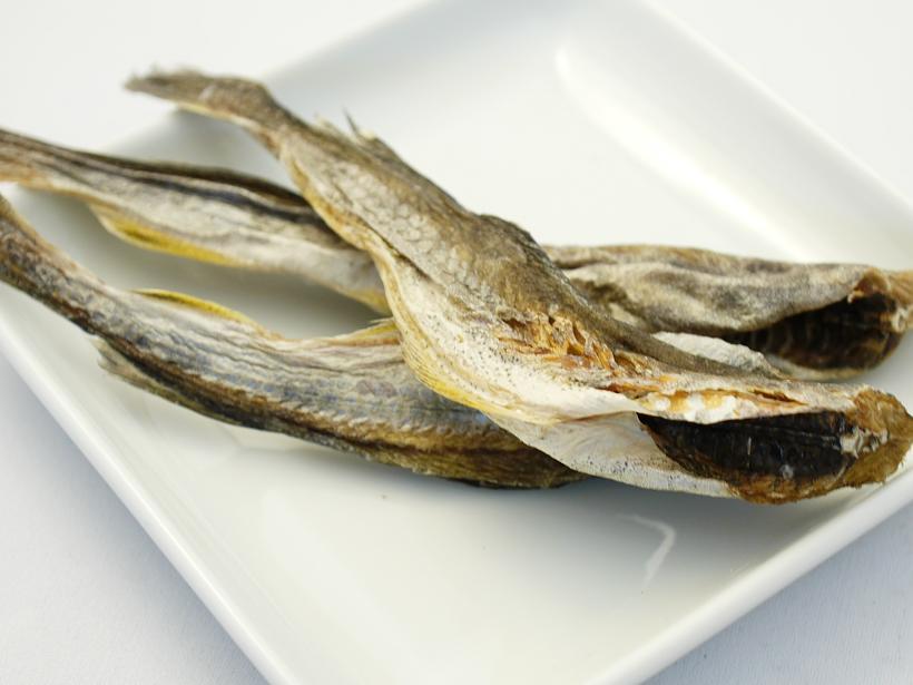 釧路産氷下魚 200g