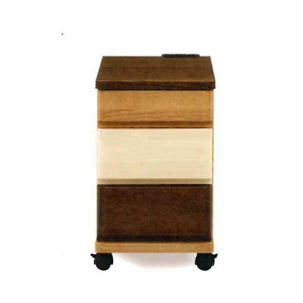 ナイトテーブル コンセント付 ベッドサイドテーブル ナイトチェスト 木製 収納家具 寝室 (TAKE テイク 303 ナイトテーブル)
