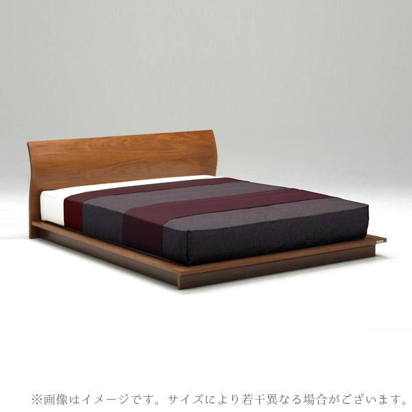 ワイドダブルベッド 【エルバード フラットタイプ WDサイズ】ワイドダブル ベーシックタイプ ベッドフレームのみ 【bed】【Granz グランツ】 bed