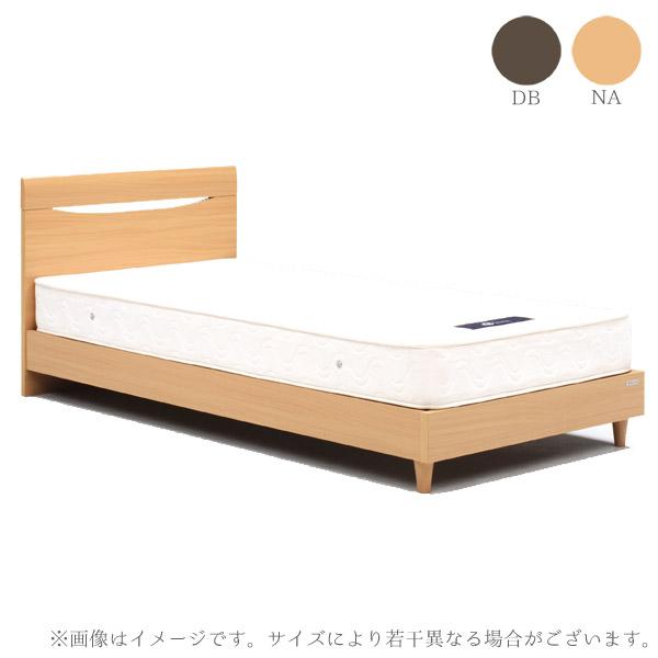 セミダブルベッド 【シーナ フラットタイプ 引出しなし SDサイズ】セミダブル ベーシックタイプ ベッドフレームのみ bed/Granz/グランツ/おしゃれ