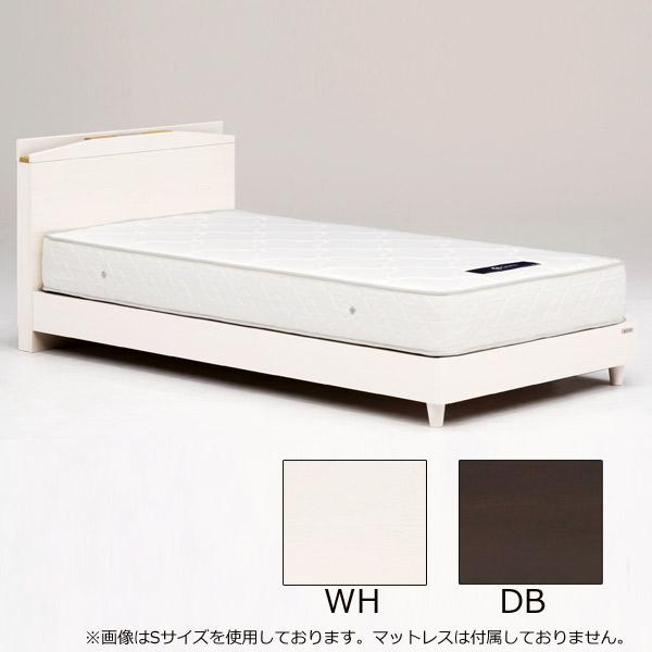 ベッド ベッドフレームのみ ダブルサイズ 【ジュラル 引出しなし ダブル】Dサイズ