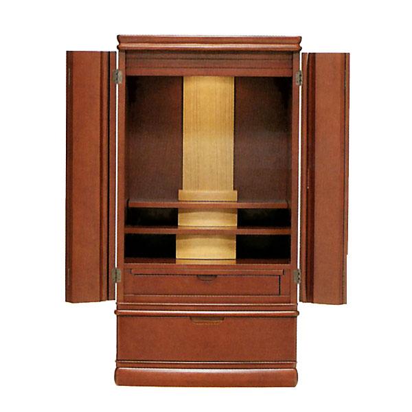 【価格交渉応じます】 仏壇 家具調仏壇 モダン仏壇 【ドルチェ】 18×35号 一本立 リビング仏壇