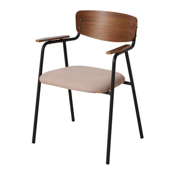 【お得なクーポン配布中★】チェア 椅子 ダイニング用 食卓用 【anthem】 アンセム 【肘付きチェア】 ANC-2836 モダンチェア