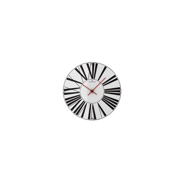 壁掛け時計 【ドームウォールクロック W370DG53W】 Oliver Hemming オリバーヘミング 【送料無料】