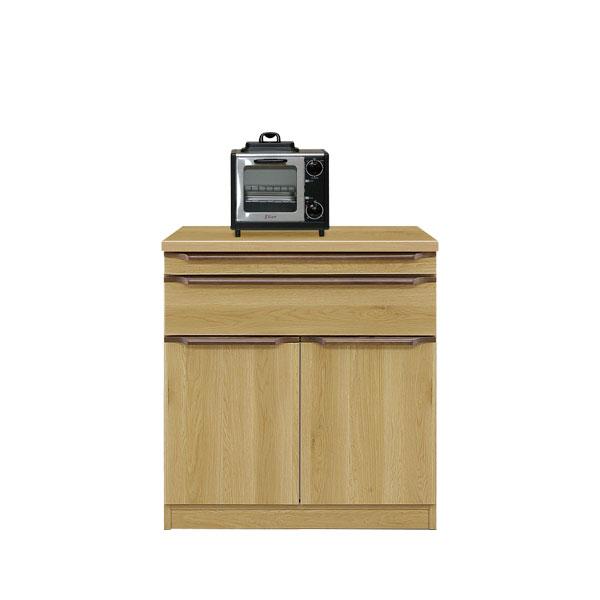 【お得なクーポン配布中★】食器棚 【クイーン 80カウンター】幅79.5cm 木製 【送料無料】