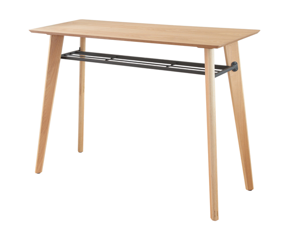 カウンターテーブル 【ANTE(アンテ) カウンターテーブル TCT-1256】 テーブルのみ 天然木 シンプル おしゃれ 北欧風