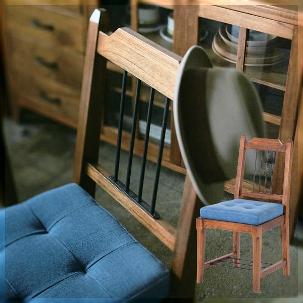 ダイニングチェア 2脚セット 【MP-303】 椅子 イス チェアー ダイニング リビング 天然木 シンプル ナチュラル おしゃれ 食卓