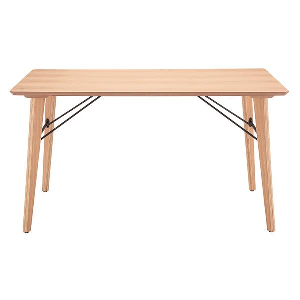 ダイニングテーブル 単品 ANTE(アンテ) TDT-1336 木製テーブル おしゃれ 北欧