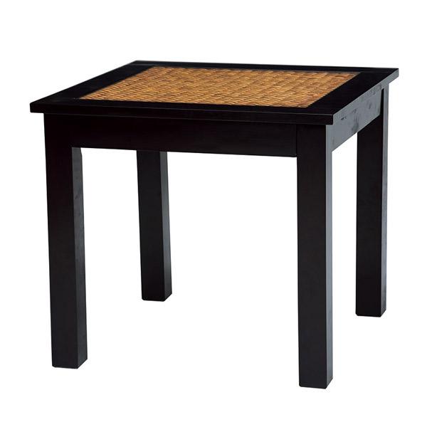 ダイニングテーブル【RT-1060-80】ASIAN GLANZ 幅80 カフェテーブル 食卓 アジアンリゾート