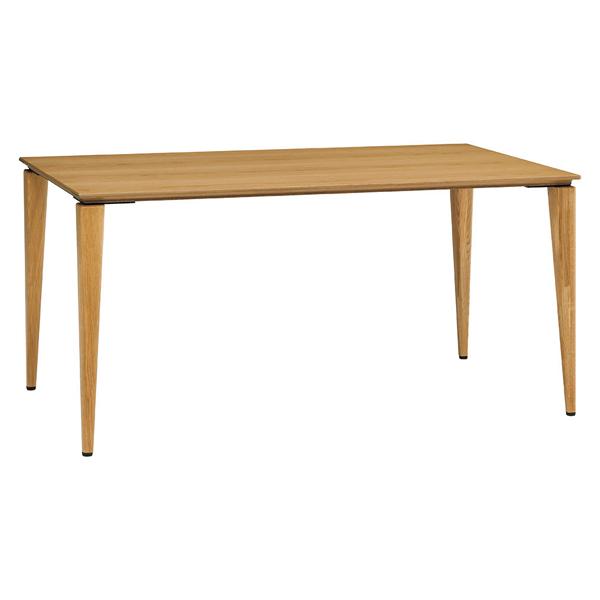 DUAL-NUOVO デュアル・ヌーボ テーブル天板+脚 DULNT-150+DULNL-NO NO 食台 食卓 カフェテーブル