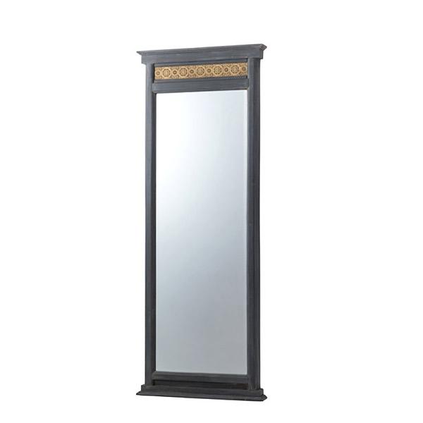 ミラー 【MST-276】 鏡 置き鏡 インテリア 木製 シンプル モダン おしゃれ 一人暮らし