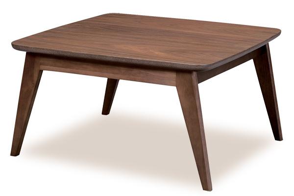 炬燵 家具調こたつ 【シープ】75サイズ 正方形コタツ リビング テーブル
