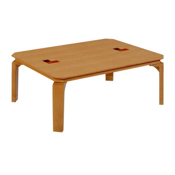 【在庫限り】在庫一掃セール! 日本製 こたつ テーブル 長方形 105幅【タートル 105】 象嵌入り 105cm リビング/シンプル/ナラ/食卓/暖房器具/家具調こたつ/かわいい/おしゃれ/木製