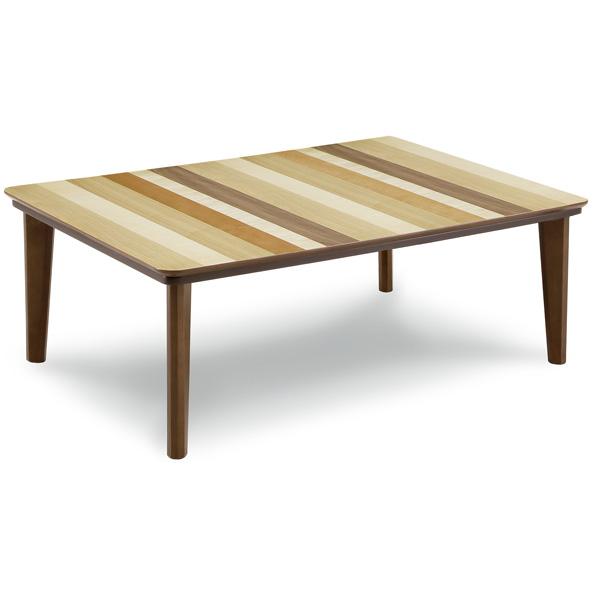 3/4 20時~ポイントアップ&限定クーポン配布中!こたつテーブル こたつ本体 長方形 105×75 家具調こたつ おしゃれ (コニー 105) 炬燵/コタツ/リビングテーブル