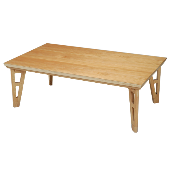 こたつテーブル 長方形 テーブル こたつ本体 家具調こたつ 継脚付き 高さ調節 継ぎ足 継足 国産 リビング テーブル (シャロン 120)