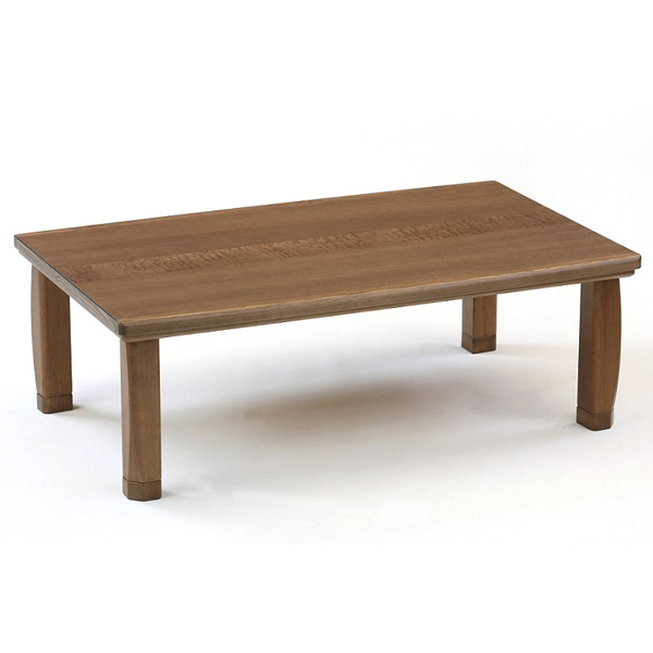 こたつ 長方形 120 こたつテーブル こたつ本体 (ささめ 120)