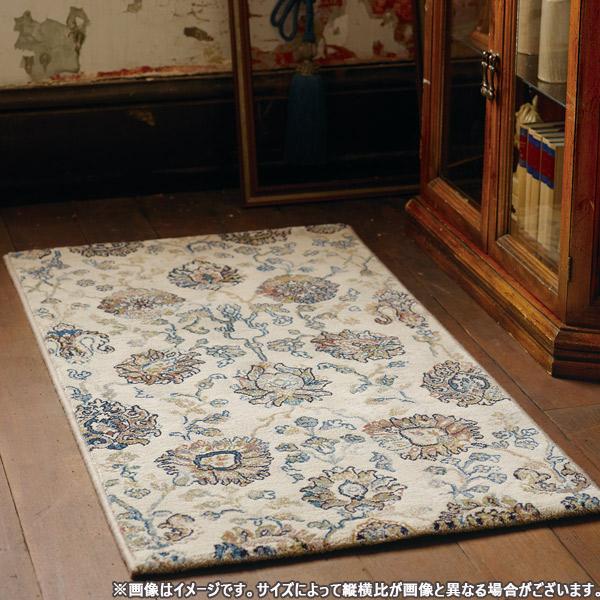 ラグ カーペット 【CHAMBORD シャムボード 約67×120cmサイズ】 絨毯 長方形 ホットカーペットカバー 【送料無料】