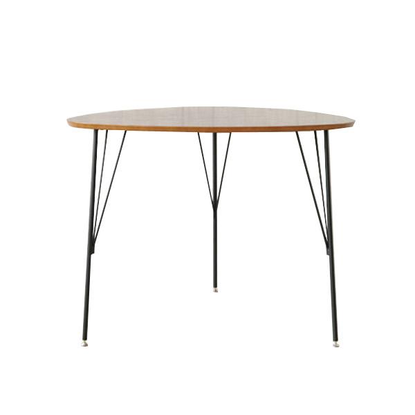 超特価激安 食卓 DT-コリナ ダイニングテーブル 北欧テイストの丸みを帯びた三角形天板 シンプル/DININGTABLE DT-コリナ/木製, ハイバラグン:f9301d64 --- eigasokuhou.xyz