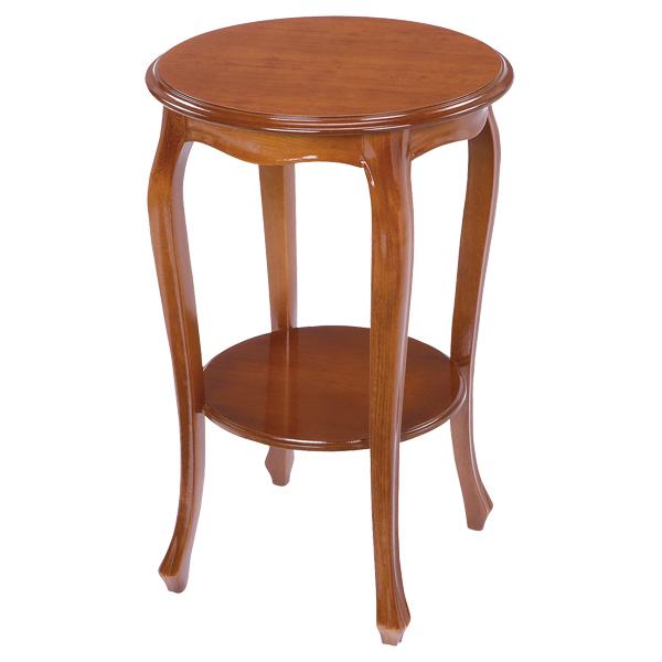 コンソールテーブル 花台 イタリア製 猫脚 おしゃれ モダン (ラウンドコンソールテーブル/SAMH-5211)