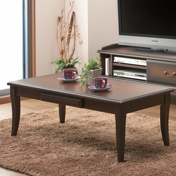 センターテーブル【バランス 110センターテーブル】 幅110 ローテーブル リビングテーブル アンティーク