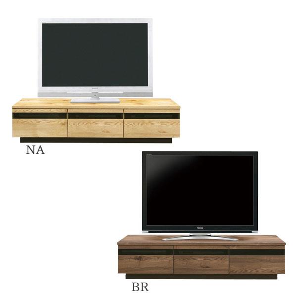 テレビ台 テレビボード 【ガガ 160TVボード】幅160cm 選べる2色 木製 【送料無料】