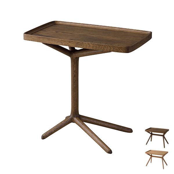 ナイトテーブル【GT-880BR/NA】2WAYサイドテーブル コーヒーテーブル
