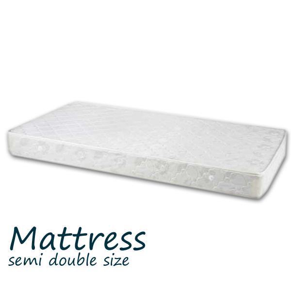 マットレス セミダブル SDサイズ/セミダブルマットレス/スプリング/コイル/寝室/ MTS-02SD
