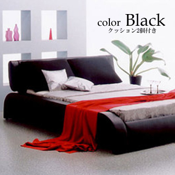 【Desire 激安ベッド ベーシックタイプ ベッド レザーベッド Dサイズ】ベッドフレームのみ ディザイア