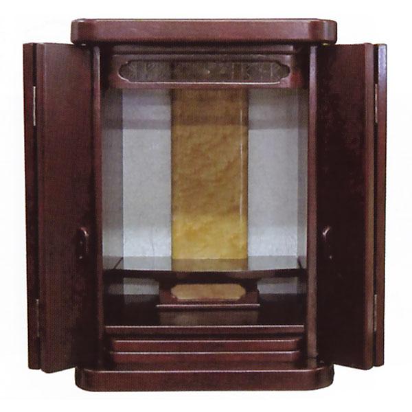 【価格交渉応じます】 仏壇 家具調仏壇 モダン仏壇 【タイプ】 16号 紫檀杢 上置