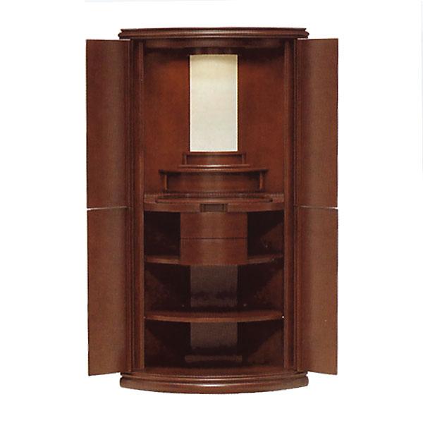 【価格交渉応じます】 仏壇 家具調仏壇 モダン仏壇 【ピース】 23×47号 タモ 台付