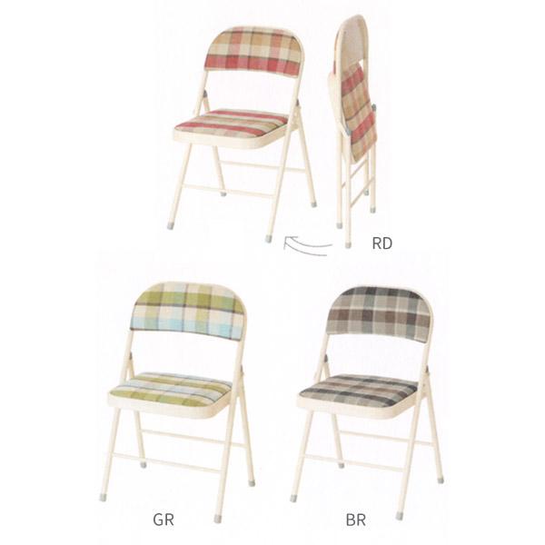 椅子 チェアー【Rep キャリーチェアー ST-2809】 3脚セット コンパクト 折りたたみ 収納 チェア 椅子 キッチン リビング ダイニング