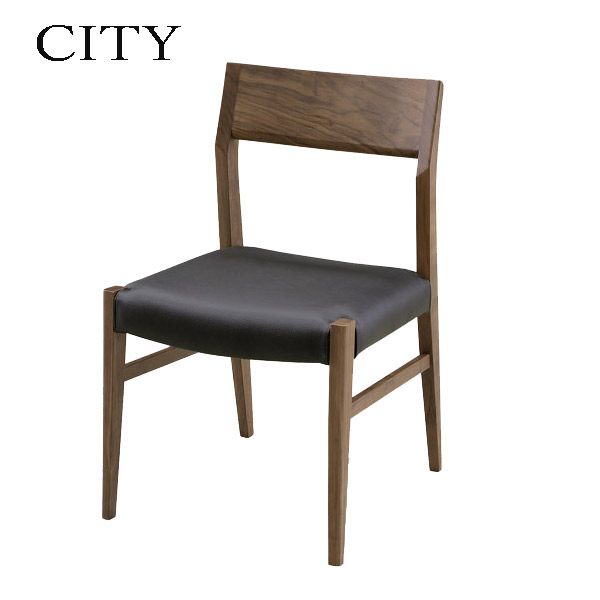 チェアー ダイニングチェアー 食卓椅子 食卓イス いす CITYシリーズ 【C-87 サイドチェアー】 シティ/シンプルモダン/高級感/おしゃれ