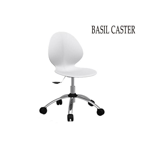 チェアー Calligaris カリガリス ダイニングチェアー 【BASIL CASTER バジルキャスター CS/1366】 デザイナーズ家具 椅子 Mr Smith Studio / Calligaris Studio イタリア/輸入家具