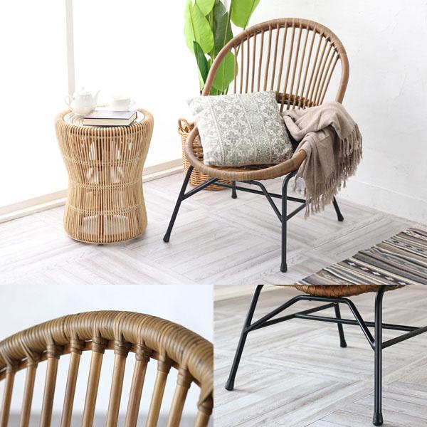 チェア【チェア C5901GY/C5901NW】椅子 イス 1人掛け 2色 選べるクッション