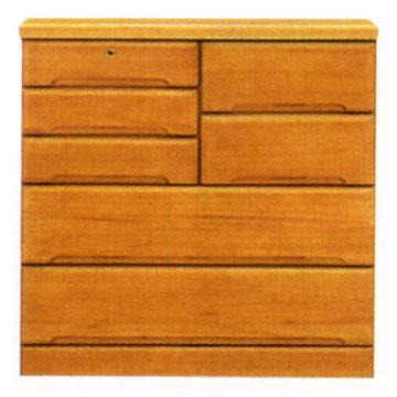 【送料無料】 チェスト 4段 5段 タンス 収納 【ベスト2】 100サイズ ローチェスト 表面材 天然木桐材 【収納 タンス】
