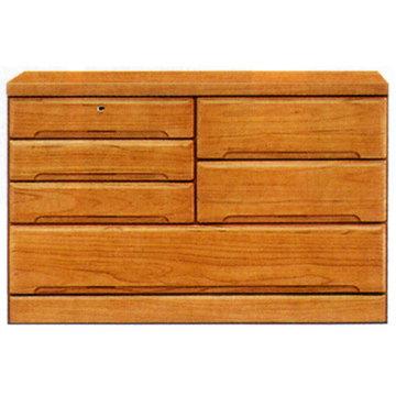 【送料無料】 チェスト 3段 4段 タンス 収納 【ベスト2】 120サイズ 3段 チェスト 表面材 天然木桐材 【収納 タンス】