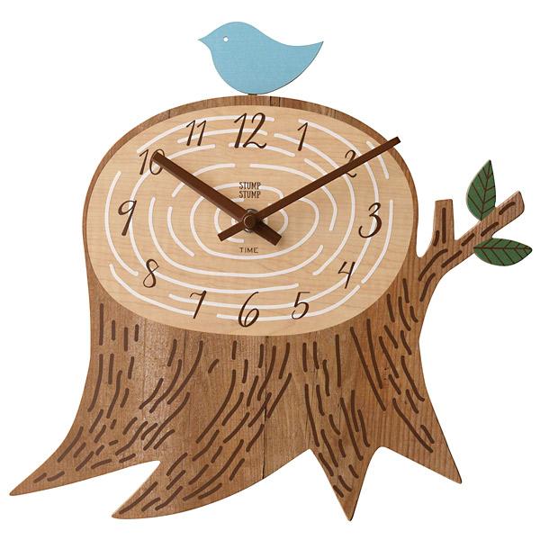 壁掛け時計 【Bork ボールク CL-1698】 掛時計 振り子時計 ウォールクロック 30cm幅 おしゃれ かわいい インテリア キッズ リビング 子供部屋 電池付き