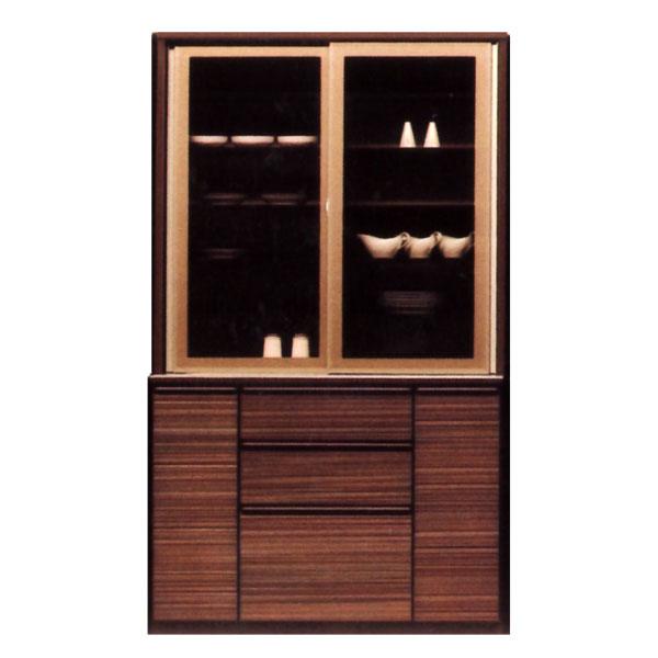 1180食器棚 ダイニングボード 収納棚 【パスター 1180食器棚】 118cm幅  松田家具