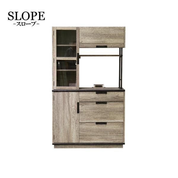 【スロープ】105 OP (OLD-M) オープンボード MDF ヴィンテージ シンプル 木製 ナチュラル おしゃれ 天然木