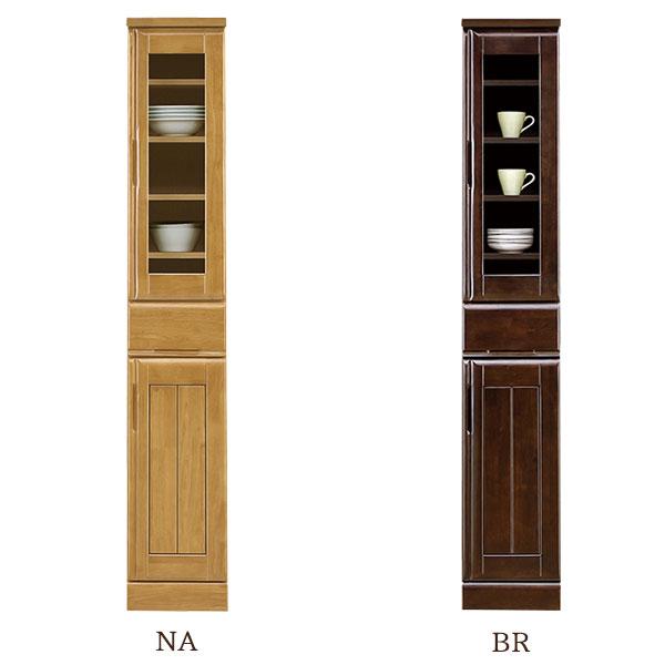 食器棚 【サンダー 30TG】幅30cm 選べる2色 木製 【送料無料】