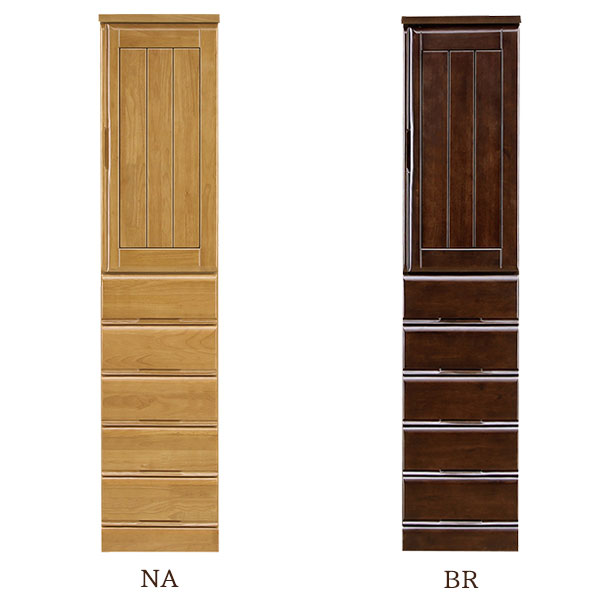 食器棚 【サンダー 40HT】幅40cm 選べる2色 木製