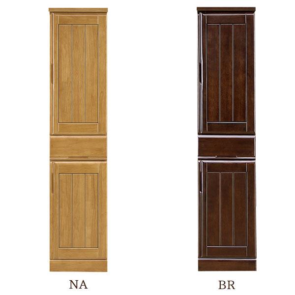 食器棚 【サンダー 40TT】幅40cm 選べる2色 木製 【送料無料】