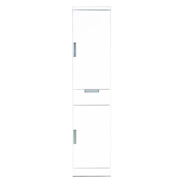 キッチンボード キッチン収納 【スリム 40TT】 収納棚 スリム 国産 食器棚