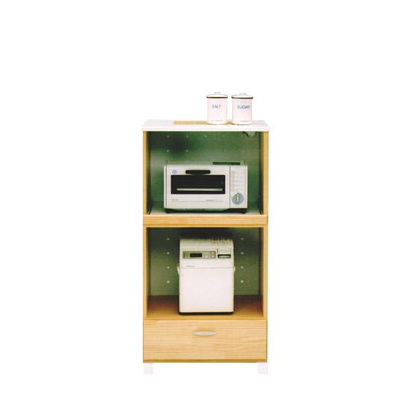 60幅家電収納【L】【イエローパンプキン】 【送料無料】
