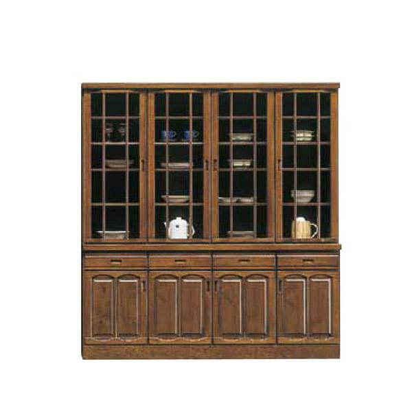 ダイニングボード 【サンタナ 180食器棚】【食器棚 木製 キッチン 収納棚 台所】