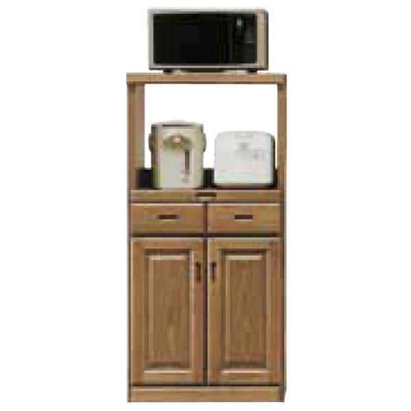 ダイニングボード 【高山 60レンジ台】【食器棚 木製 キッチン 収納棚 台所】