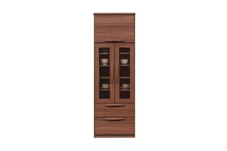 ダイニングボード 【コスメ 60DB】 食器棚 木製 キッチン 収納棚 台所 ダイニング収納家具 【送料無料】